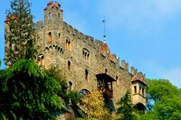 Burg-Meran-Umgebung