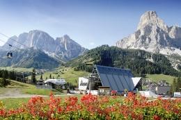 Corvara-Alta-Baia-Südtirol